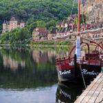 La Roque Gageac - Une des activités et sites à visiter à partir de la Maison d'Hôtes La Belle Demeure, au cœur du Périgord Noir en Dordogne