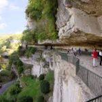 La Roque St Christophe - Une des activités et sites à visiter à partir de la Maison d'Hôtes La Belle Demeure, au cœur du Périgord Noir en Dordogne