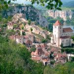 Saint Cirq Lapopie - Une des activités et sites à visiter à partir de la Maison d'Hôtes La Belle Demeure, au cœur du Périgord Noir en Dordogne