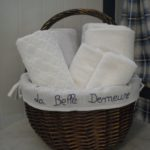 100% Cotton linen at La Belle Demeure, Bed and Breakfast in the heart of the Périgord Noir, Dordogne
