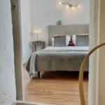 Your bedroom in The Chelsea Suite